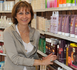 Michèle Montreuil Pharmacienne