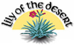 logo lily of the desert